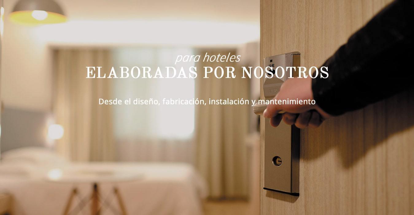 Cortinas, Rieles y Mantenimiento para Hoteles
